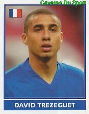 214 DAVID TREZEGUET FRANCE VIGNETTE STICKER EURO ENGLAND 2004 MERLIN