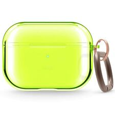 AirPods Pro Case  -  elago® Clear Case [Neon Yellow]