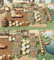 Animal Crossing:New Horizons - 12 Furnitures Sets