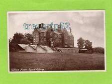 Wilson House Epsom College  unused RP pc J Russell Ref B921