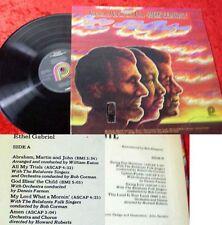 LP Harry Belafonte: Abraham Martin & John