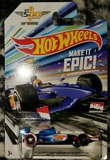2016 Indy 500 Hot Wheels MADE IT EPIC! 100th Running 1:64 DieCast Race Car DXY60