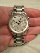 LONGINES Master Collection L2.629.4 Chronograph Automatic Men's Watch