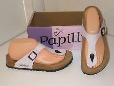 Papillio Gizeh Birkenstock Thongs Slides Sandals Flip Flops Shoes Womens 7 - 7.5