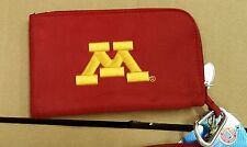 Minnesota Golden Gophers Id Wallet Wristlet Cell Phone Case Charm 14 Purse