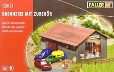 Faller 130194 H0 - Brennerei mit Zubehör NEU & OvP