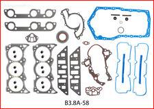 Engine Full Gasket Set ENGINETECH, INC. B3.8A-58