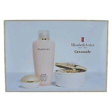 Elizabeth Arden Ceramide Gold Capsules Toner Moisture Cream Gift Set 200ml 15ml