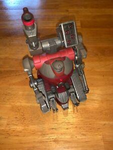 Vintage 1999 Xyber 9: New Dawn Heavy Roller Figurine