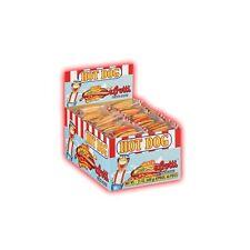 E FRUTTI GUMMI Gummy candy Hot dogs Efrutti 60 pieces party favor