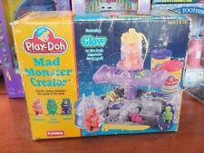 Vintage PlayDoh MAD MONSTER CREATOR Mummy Creature Robots 1994 MiSB Playskool