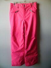 Spyder Kids/Teens Hot Pink Ski Snowboarding Pants Size 18