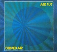 CURVED AIR - AIR CUT (NEW CD)