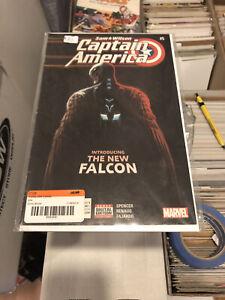 SAM WILSON: CAPTAIN AMERICA #5 | 1ST JOAQUIN TORRES NEW FALCON Disney+ Comic