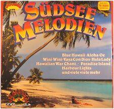 Südsee Melodien, The Islanders, G/VG, LP (5623)