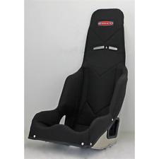 Kirkey 5516011 Racing Seat Cover Black Tweed - Fits 55160