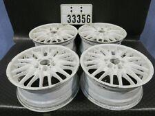 4 orig. BMW Styling 72M 3er E46 M3 Alufelgen 8-8,5Jx18 IS47-50 5x120mm #33356