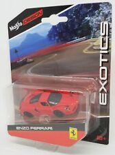 Maisto Design 1/64 Ferrari Enzo Exotics Diecast