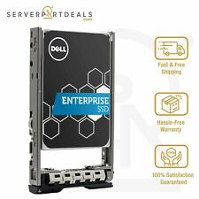 Dell 0FN72J 1.6TB MLC 12 gbps Sas Servidor 2.5in Ssd Em 13G Bandeja