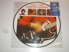 the kinks kontroversy lp rare picture disc