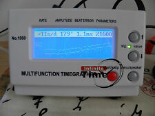Timegrapher NO.1000 Watch Timing Machine Multifunction Tester Professional RCMD