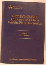 1982 GEOSYNCLINES Concept and Place within Plate Tectonics Geology