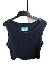 Abercrombie & Fitch women's navy vest