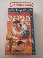 The One Armed Boxer VHS Video PAL, Supplied by Gaming Squad