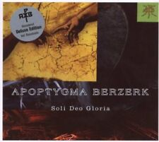 Apoptygma Berzerk soli Deo Gloria CD DIGIPACK 2007