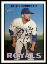 2016 Topps Heritage #146 Kelvin Herrera Kansas City Royals