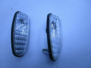 Guard Flasher Side Indicators Lights For Ford Falcon AU 1998~2002 pair x2