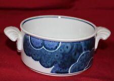 Villeroy Boch V&B 1 Blue Cloud  Suppentasse Suppentassen Ø 11 H 5,5 cm rar 22002