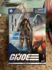 Hasbro - G.I. Joe - Classified Series 05 - Scarlett Field Variant Redeco Action