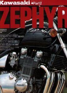 [BOOK] Kawasaki ZEPHYR part.2 Japan 1100 750 400 ZR1100 A1