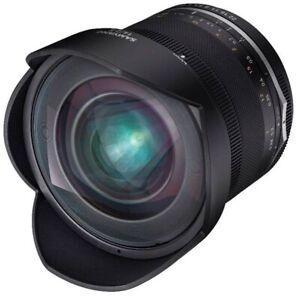 Samyang 14mm F2.8 MK2 Canon EF Full Frame Camera Lens