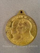 Medaille Zur Erinnerung an das 100 Jährige Regiments Jubiläum 1813-1913 IR 13,16
