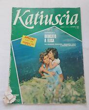 katiuscia # 9 , 1978 italian photoromance