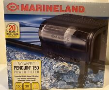 Marineland Penguin Power Filter w/ Multi-Stage Filtration 150 GPH| 20-30 Gallon