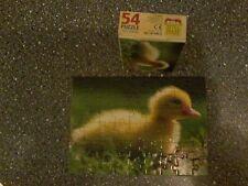 Sweeties Mini Puzzle 54 Teile Spiel Spass 67100.3, Entenküken, Ente Küken