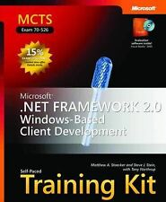 MCTS Self Paced Training Kit: Microsoft .NET Framework 2.0 Windows Based Client