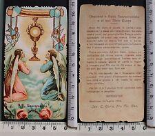 SS. Sacramento - con Orazione a Gesù Sacramentato e al Suo divin Cuore -  94