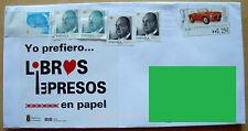 Bel Spagna misto spese di spedizione 2012 documento con ATM Oldtimer pegano SPYDER
