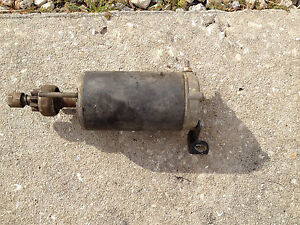 120-125 Force Outboard Starter