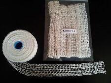 2m Kaliber 14 Bratennetz, Rollbratennetz, Schinkennetz, Rouladennetz Räuchernetz