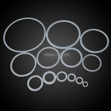 """6""""inch Silicon Gasket Fits 183MM OD Sanitary Tri Clamp Type Ferrule INTER"""