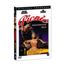 Picnic (1955) William Holden, Kim Novak DVD *NEW