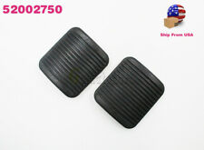GENUINE OEM 2X BRAKE OR CLUTCH PEDAL PAD RUBBER FOR DODGE JEEP 52002750 20780