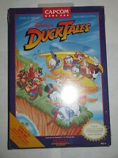 Duck Tales 1 (NES) Nintendo NEW Factory Sealed #1 GREAT