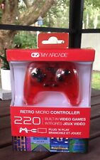 MY ARCADE Retro Micro Controller 220. New