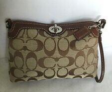 Small COACH Wristlet/Clutch Bag / Handbag